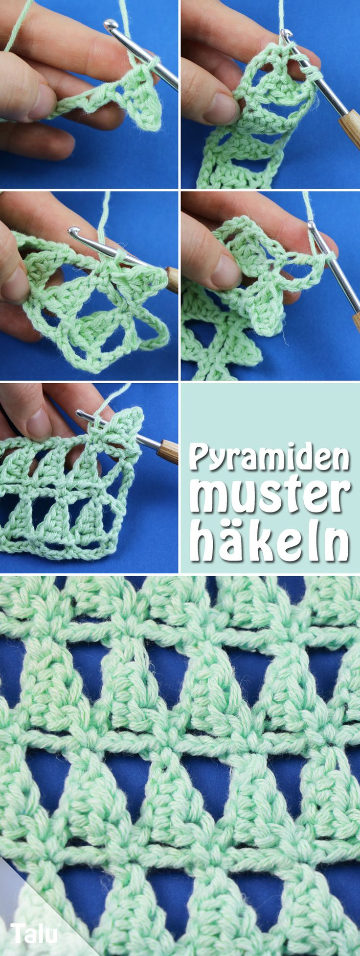 243 best Handarbeit - DIY-Anleitungen images on Pinterest