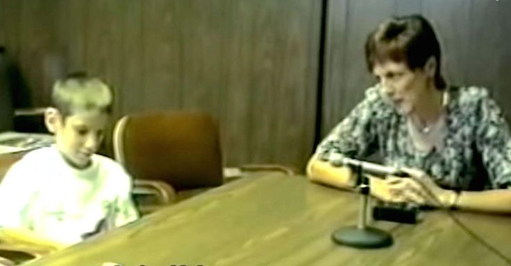Remarkable Reunion Between Biological Mother And Son via LittleThings.com