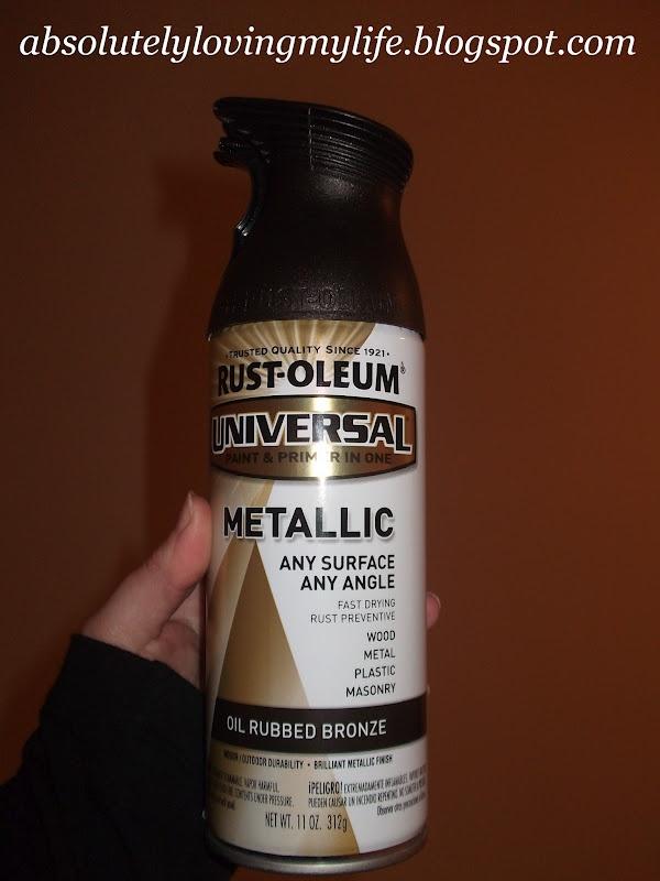 oil rubbed bronze spray paint kitchen pinterest. Black Bedroom Furniture Sets. Home Design Ideas