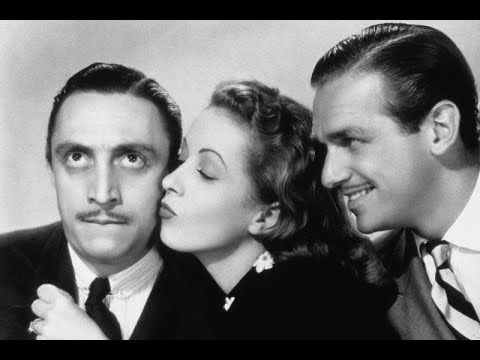 "❤1938 Romantic COMEDY ""The Rage of Paris"" FUN! Classic Movie! Black and White Old Film TCM - YouTube"
