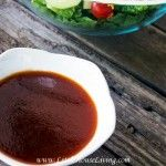 Need something delicious to spice up your summer greens? This Russian Salad Dressing will be a hit!