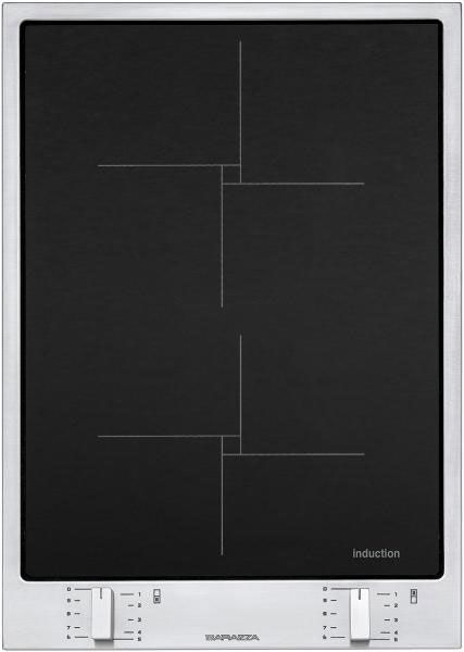 Barazza B_Free 1PBFID built-in 36 cm hob 2 induction zones B_Free is the new modular program of ovens, hobs and sinks. A line designed to allow the...