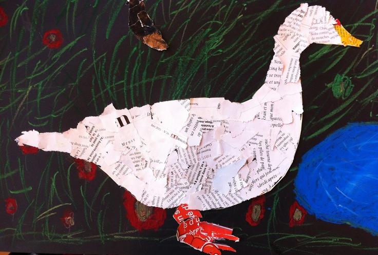 art-cacias: A la ferme