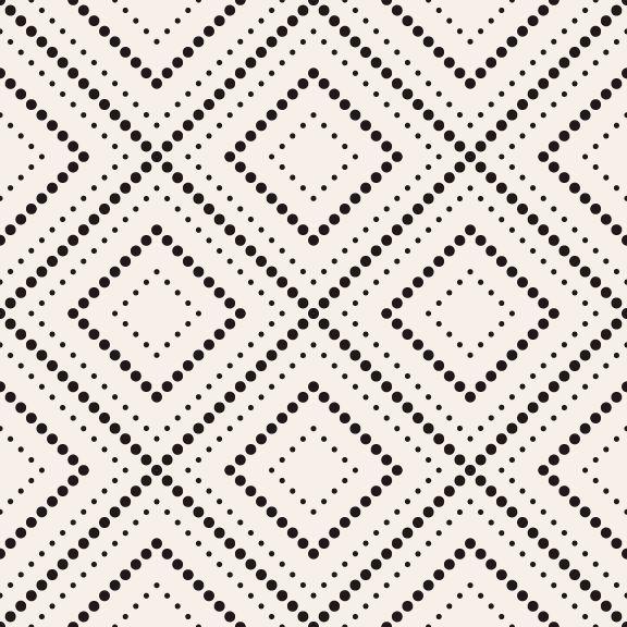 Removable Wallpaper - Pixel Diamonds - wallsneedlove.com