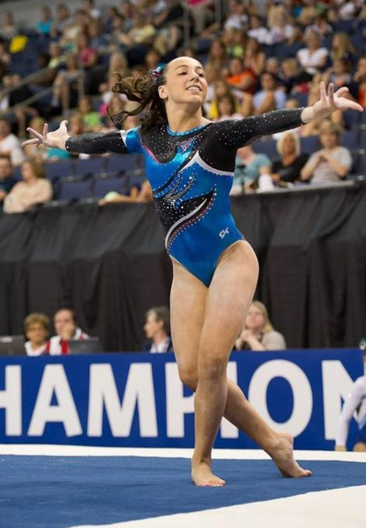 Amelia Hundley Gymnastics Amelia Hundley Female