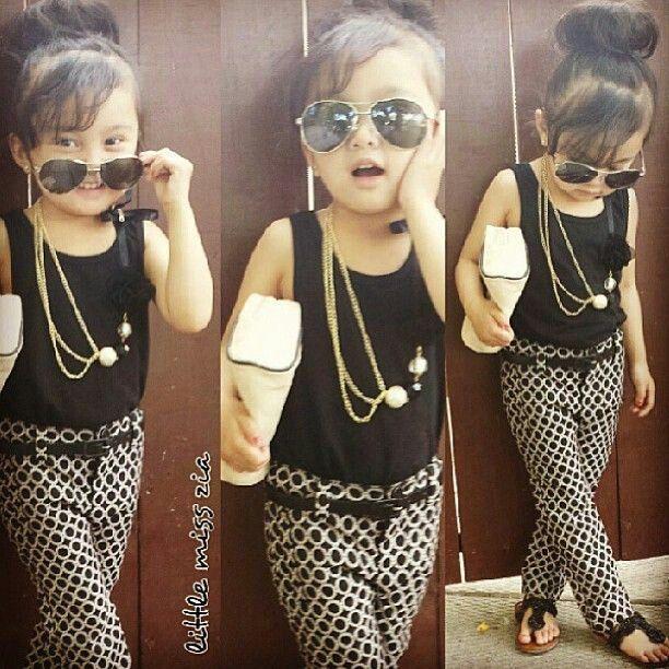 Little girls fashion,  kids fashion
