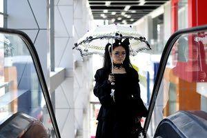 Kuala Lumpur, Malaysia: A cosplay enthusiast takes part in an event in Subang Jaya