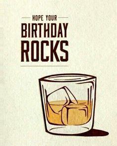 Happy birthday whisky rock - Buscar con Google