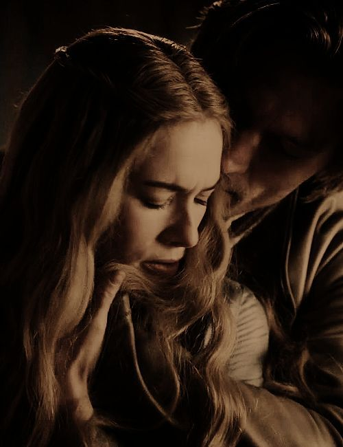 Cersei/Jamie • Game of Thrones {Fuck prophecy. Fuck fate. Fuck everyone who isn't us. We're the only one who matters, the only one in this world.}