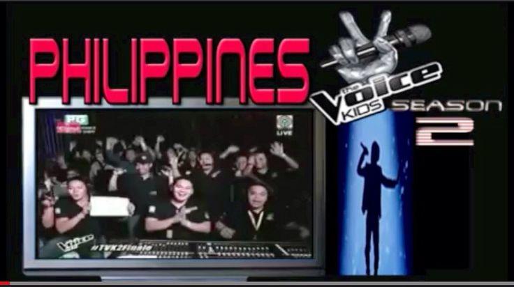 The VoiceKids Season2 2015 Philippines!