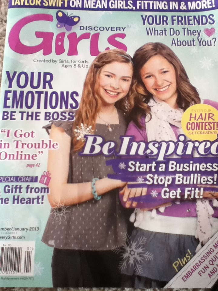 Magazines for young christian adults