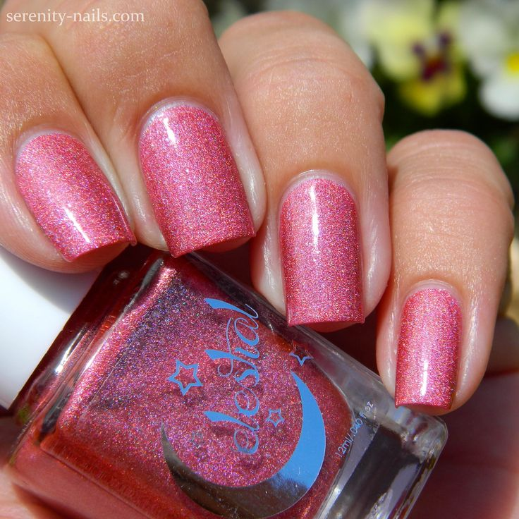 Santa Claus Is Coming To Town swatched by @cdavid0648