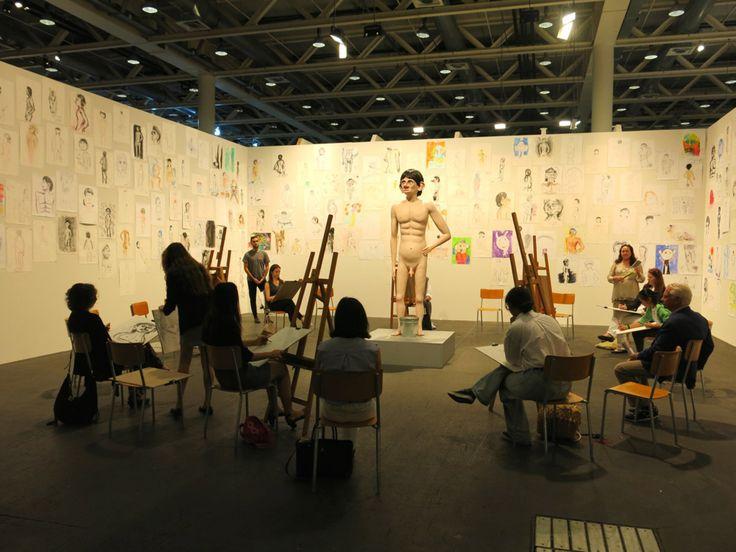 Art Basel 2015 Interactive Installations