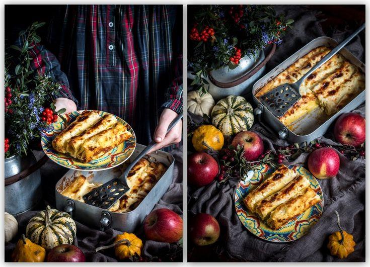 Azdora - итальянская кухня по-русски - Домашняя паста ручной работы - Урок 6. Синьор Каннеллоне