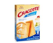 Jyväshyvä Cracotte Täysjyvä 250g