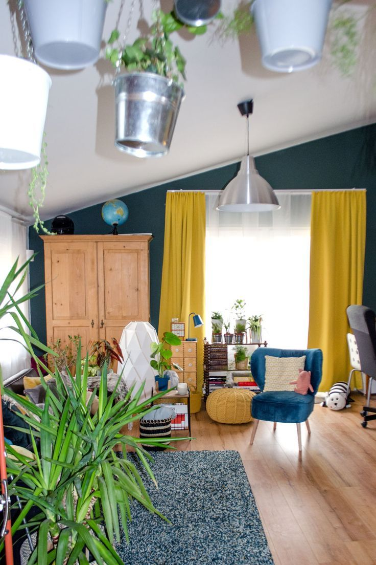 Starte Etwas Neues Innenarchitektur Inneneinrichtung Und Haus