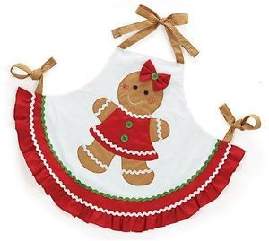 christmas aprons - Google Search                                                                                                                                                      More