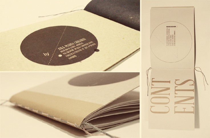 Research Design Journal | Book binding | Graphic and Editorial Design | www.weareloot.com