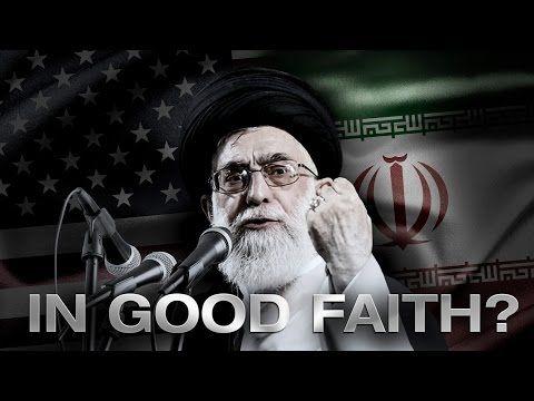 In Good Faith? No Nukes for Iran! - YouTube