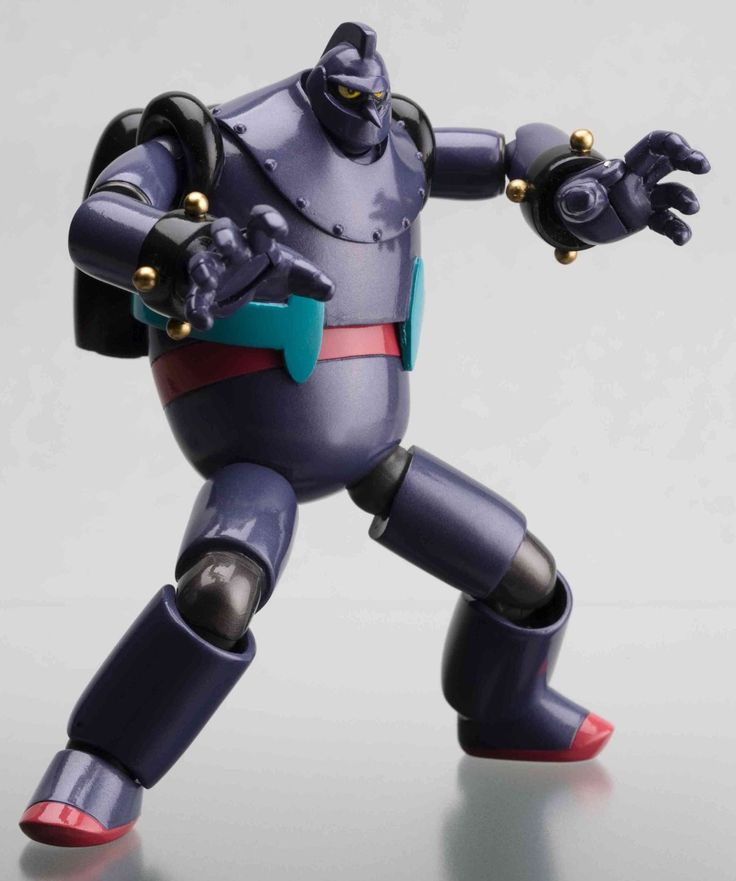 Revoltech: Giant Robo - Tetsujin No. 28 Action Figure #body size: 12cm Boy direction Age: 15 years (C) light production / Shikishima Heavy Ganso, Gigantor appearance of giant robot❤Thank❤You✿I❤❤❤You❤
