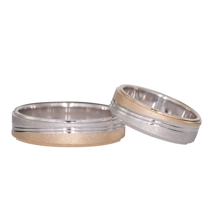 Wedding rings for the perfect combination