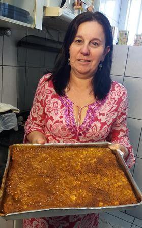 Cleonice Thomazelli inscreveu a receita  (Foto: RBS TV/Divulgação)