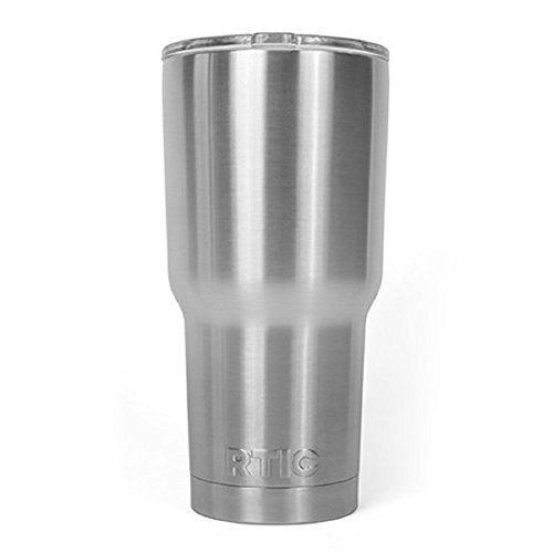 RTIC Tumbler Stainless Steel 30 oz ** More info could be found at the image url. (Note:Amazon affiliate link)