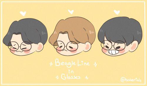 beagle line