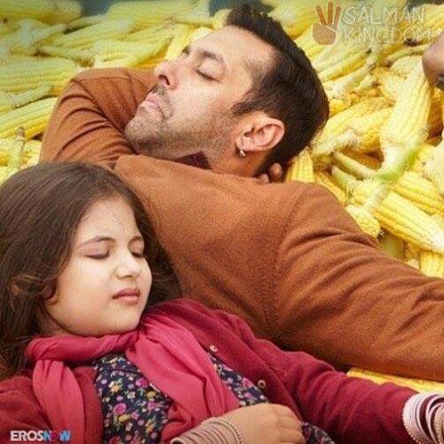 Harshali Malhotra Wants to be a Superstar Like Salman Khan! | Salman Kingdom