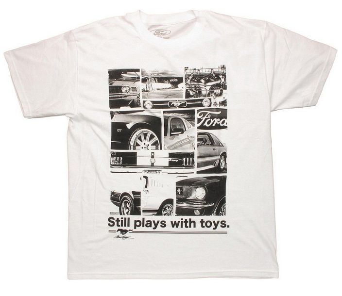 Fuck t shirt ford style lettering