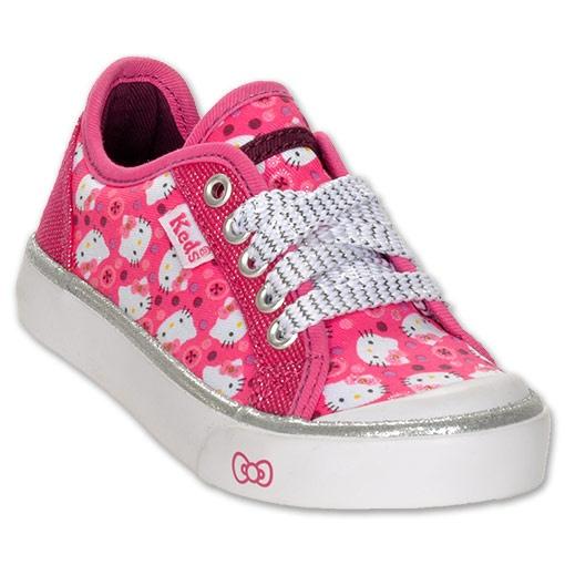 Hello Kitty Keds Baby Shoes