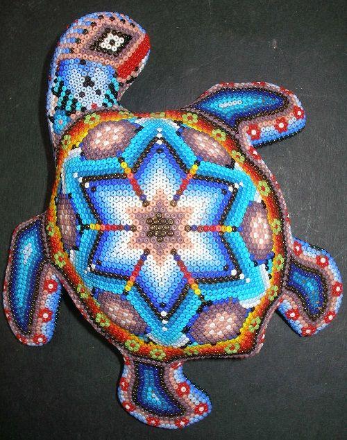 Традиционное творчество индейцев Уичоли