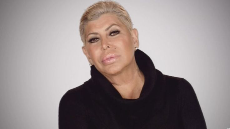 ET spoke with the Big Ang's estranged husband and daughter about her last taping of the VH1 show.