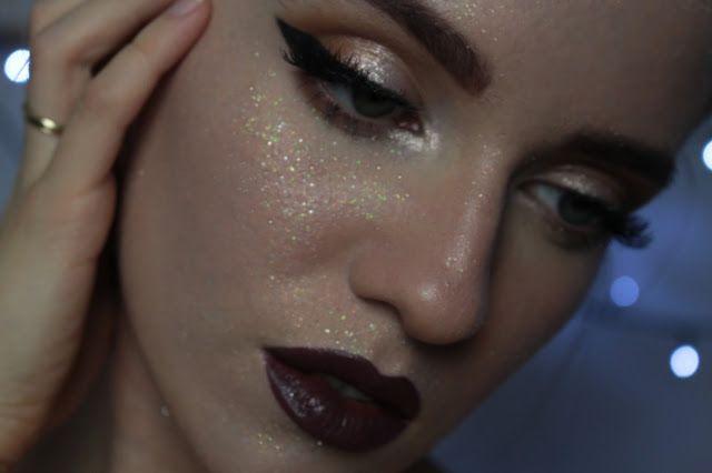 REDMYLIPS make-up blog: FULL FACE GLITTER