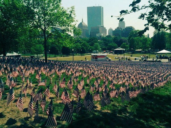 memorial day boston mass