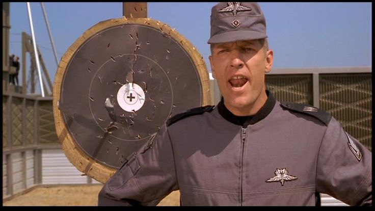 STARSHIP TROOPERS;1997