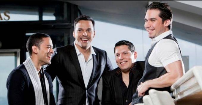 Treenors abrirán el concierto de Vicente Fernandez en Caracas