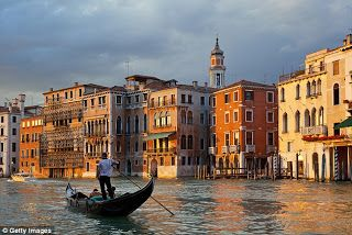 """Ιωάννης Πρωτοπαπαδάκης: Η Βενετία λέει """"όχι"""" στο γρήγορο φαγητό"""