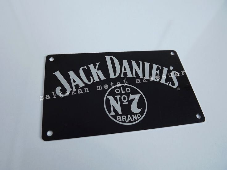 metal etiket, aluminyumı, özel imalat, metal label, Jack Daniel's, viski, whisky, custom manufacturing,  Ostim, Ankara, Turkey