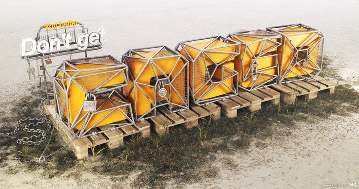 3D Graphic / 3D Typography