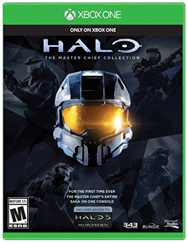 THE SEEDS OF OUR FUTURE ARE SOWN IN HIS PAST. For the first time ever, The Master Chief's entire story is on one console. Featuring a re-mastered Halo 2: Anniversary, along with Halo: Combat Evolved Anniversary, Halo 3, and Halo 4, new digital series, Halo: Nightfall, and access to the Halo 5: Guardians Beta, this is the definitive Halo experience.  The Complete Master Chief Story – Honoring the iconic hero and his epic journey, The Master Chief's entire story is brought together as The…
