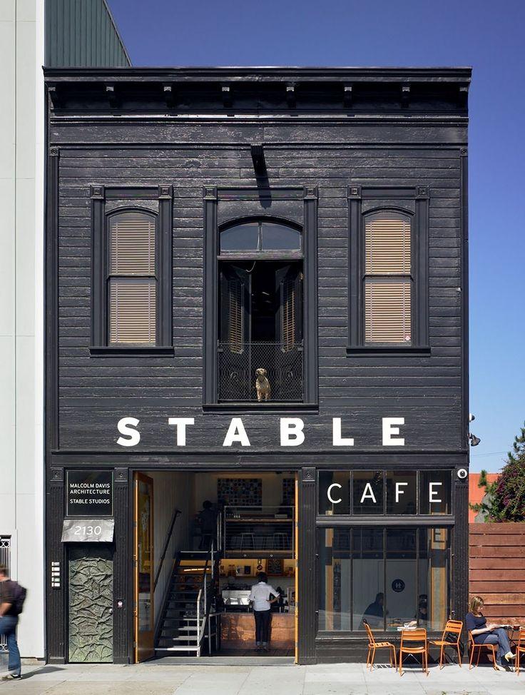 Stable Cafe San Francisco via AIA San Francisco