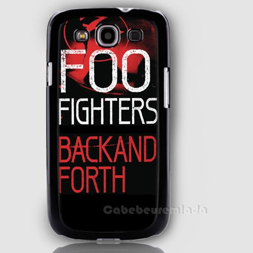 Foo Fighters Backand Forth Samsung Galaxy S3 Case for sale ($24.00) - Svpply