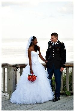 Beautiful Army Wedding Flashback Photos!