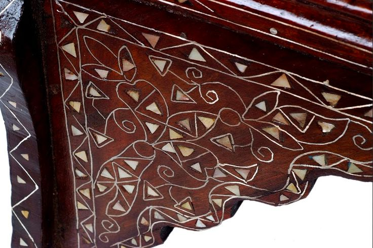 Shop online www.artiquea.co.uk #inlaid #motherofpearl #chest of #drawers #chestofdrawers #detail #furniture #homedecor
