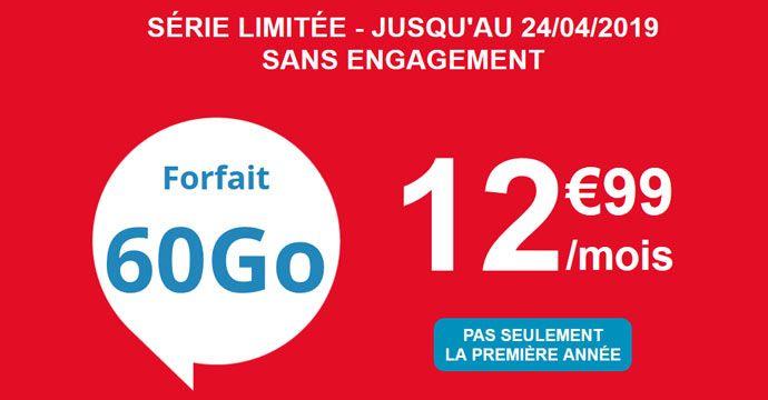 Super Promo Sur Le Forfait Mobile Auchan Telecom