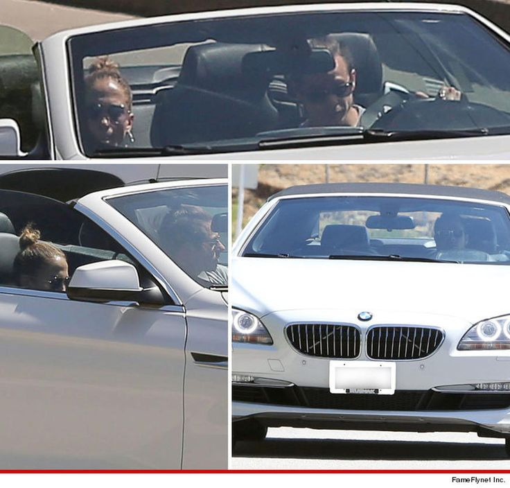 Jennifer Lopez and Casper Smart were back together Monday ... and when she spotted the photog she ducked for cover -- which totally means they\'re banging!  We think it\'s JLo\'s car ... it\'s definitely not his, although he\'s driving.  JLo and Casper broke up in June after dating 2 1/2 years. There were reports Smart cheated on JLo with a transsexual, but he denied it and threatened to sue.    As we reported ... the breakup was amicable and they parted as friends. Now it appears there may…