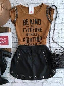 T-Shirt Be Kind - Estação Store