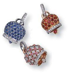 Chantecler Campanelle - Pure Capri Esprit #gioielli #campanelle #bells #bologna