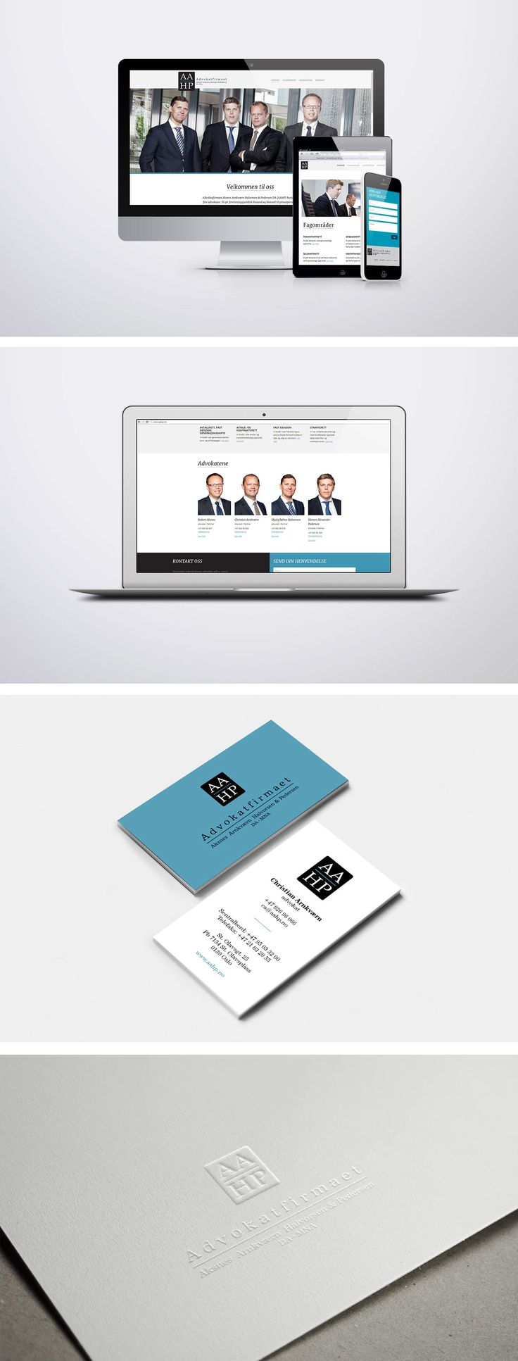 Visual identity #webdesign #businesscard #design #letterheads #web #lawyer #business